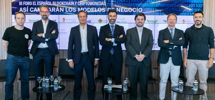 III Foro EL ESPAÑOL – Blockchain y Criptomonedas